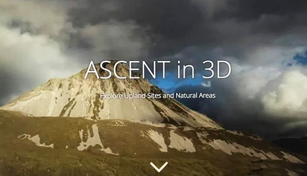 The ASCENT Project Website and 3D App Launch in Reykjavik